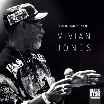 Black Star presents Vivian Jones