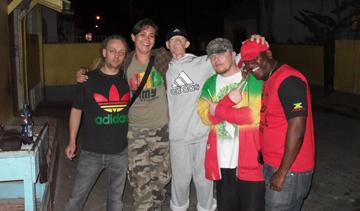 Yellowman, Brainpower en Black Star crew